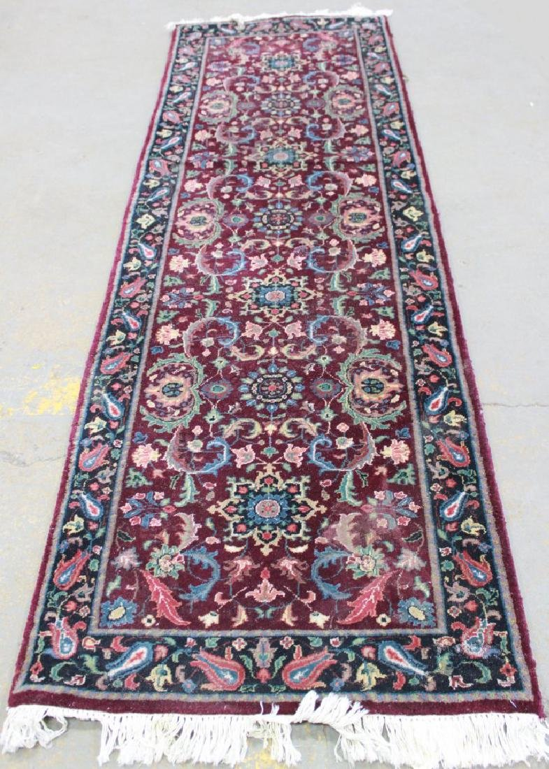 Indian Wool Runner Rug/Carpet