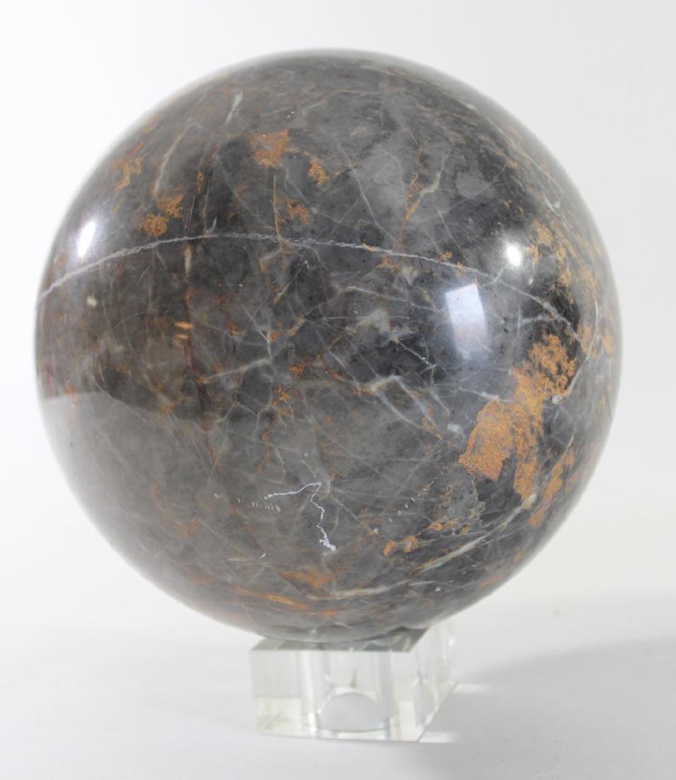 Pair Marble Balls/Spheres - 2