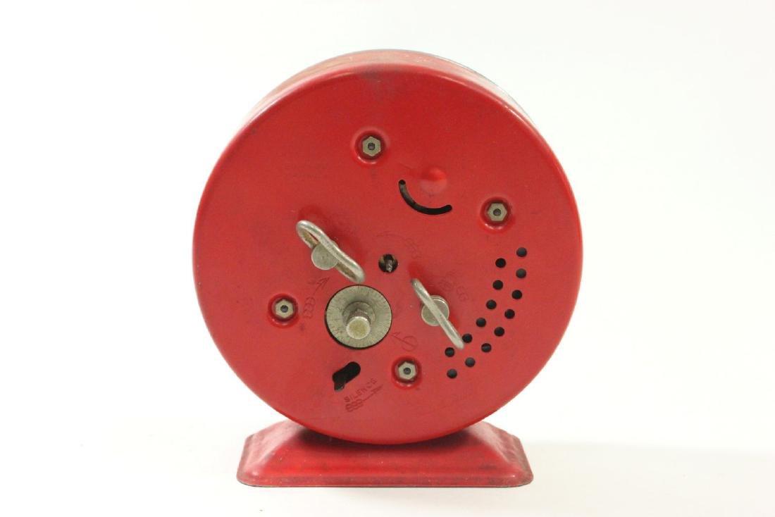 1960s Bayard Mickey Mouse Disney Alarm Clock - 4
