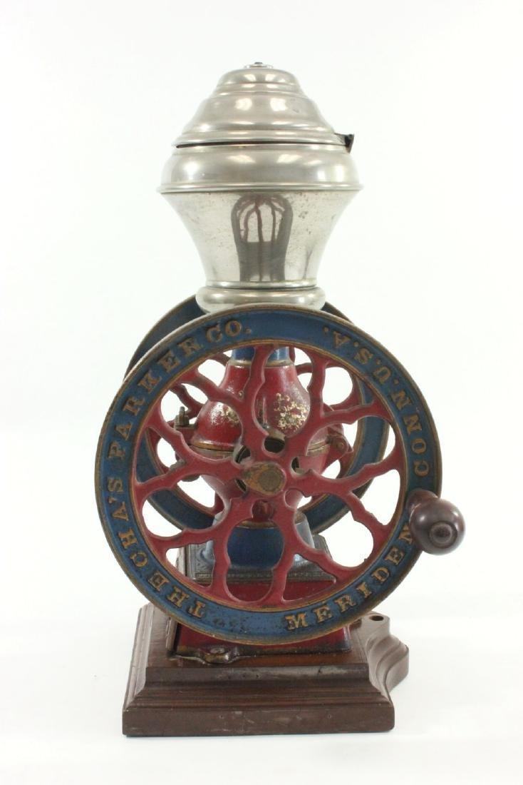 Antique Coffee Grinder - 2