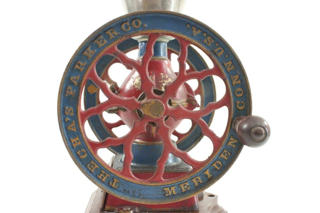 Antique Coffee Grinder - 3