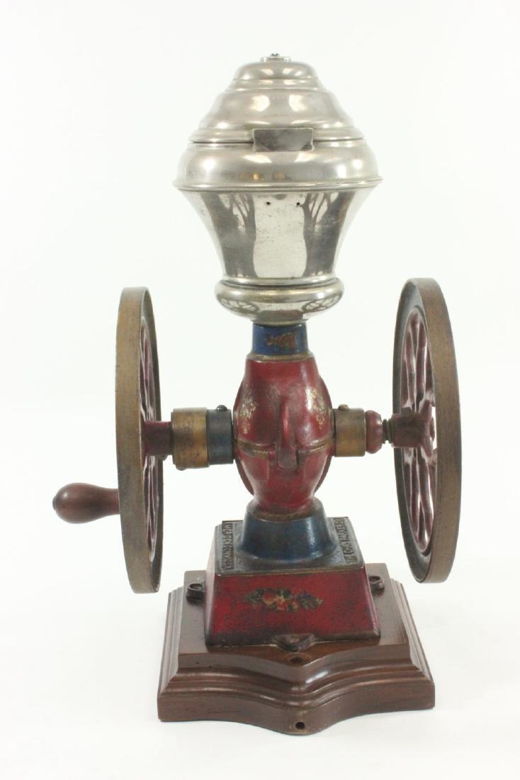 Antique Coffee Grinder - 5