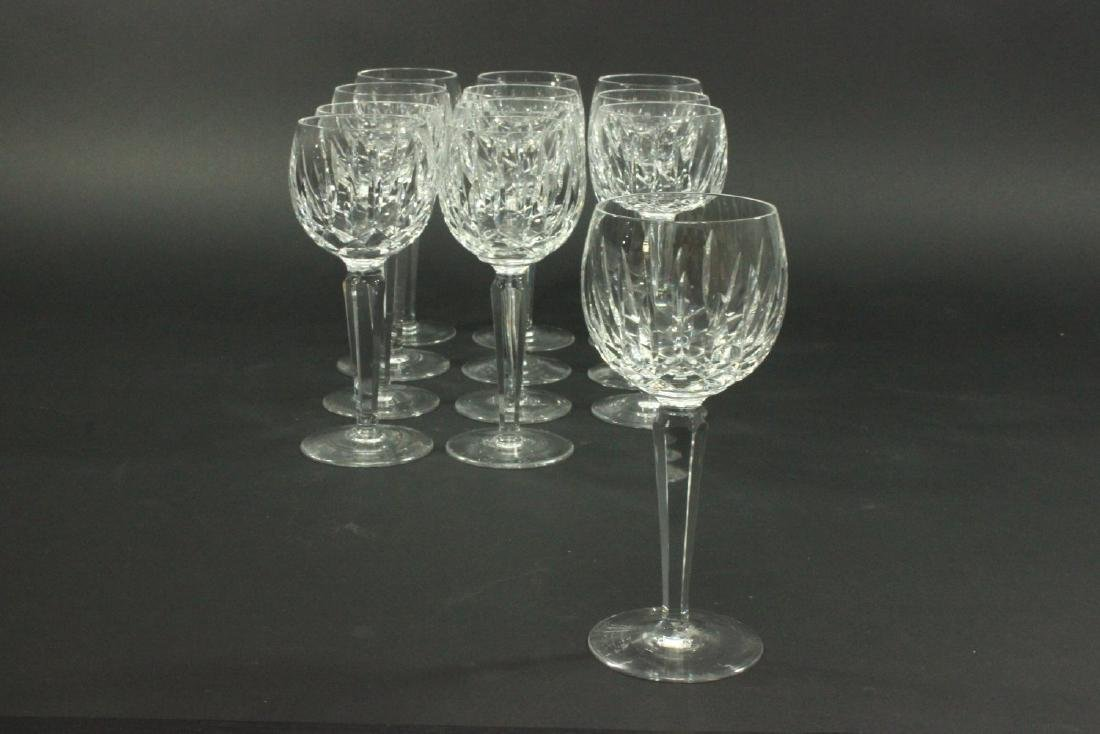 Set 12 Waterford Kildare Wine Glasses - 2