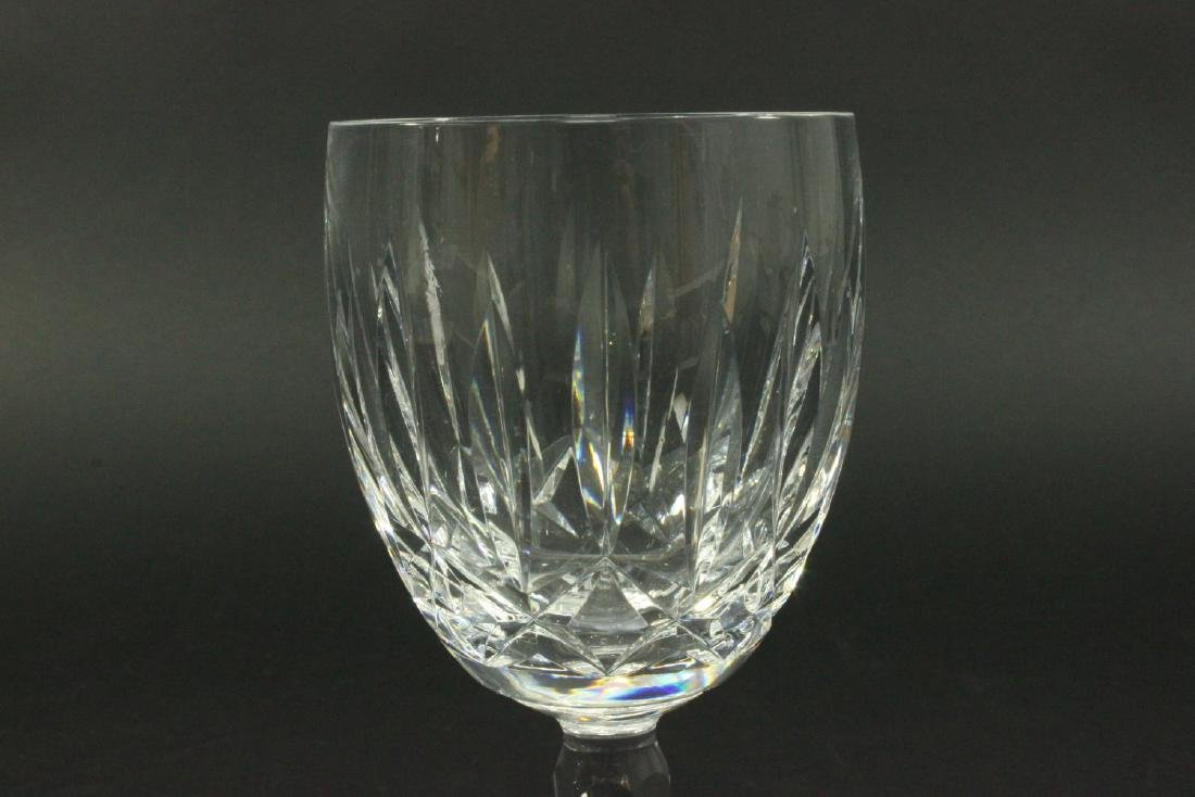 Set 12 Waterford Kildare Water Glasses - 4