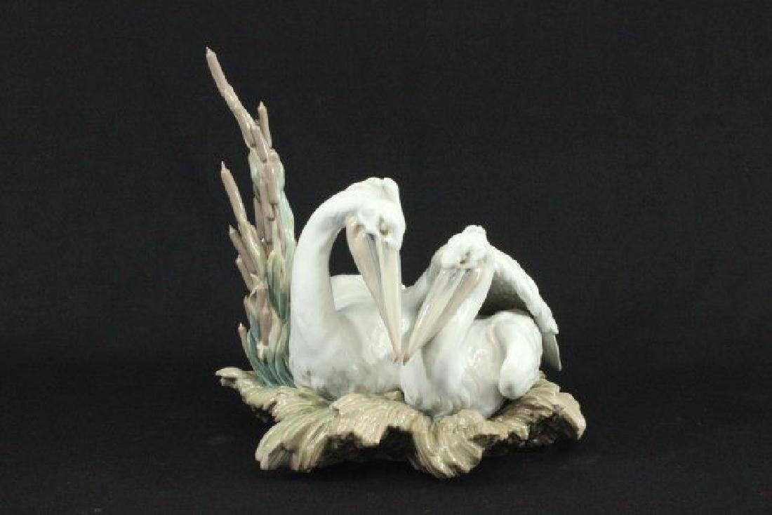 :Lladro Pelicans #6478