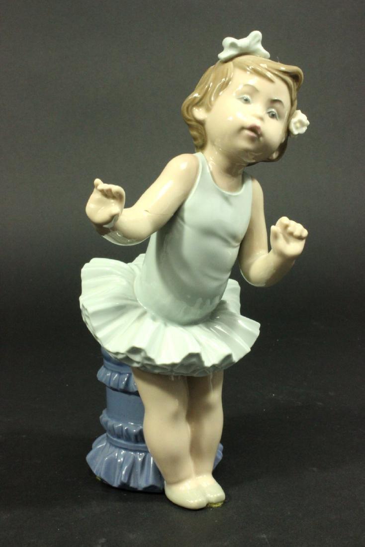 Lot of 4 Lladro Porcelain Figurines - 6