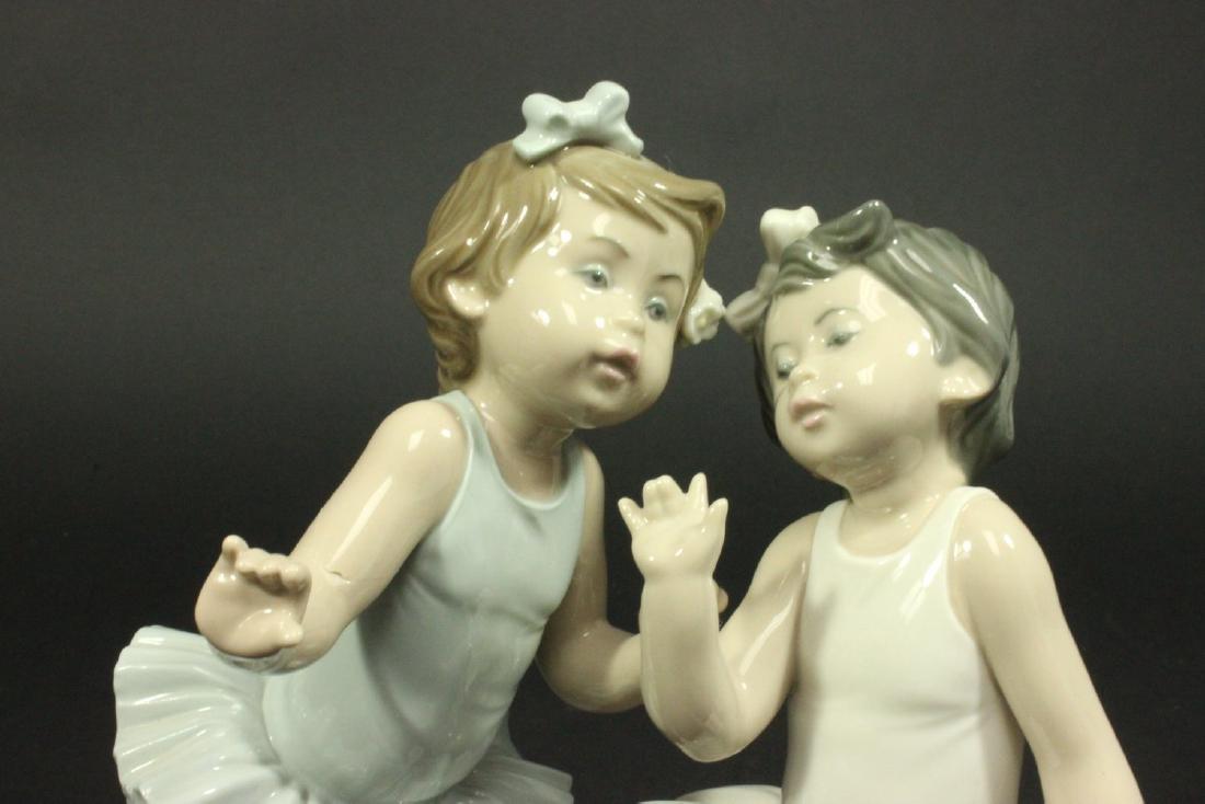Lot of 4 Lladro Porcelain Figurines - 7