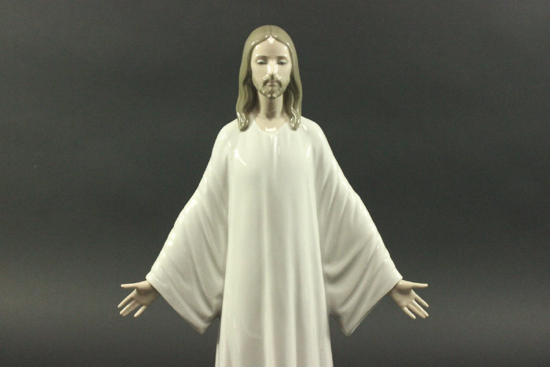Lladro Porcelain Figure of Jesus - 2