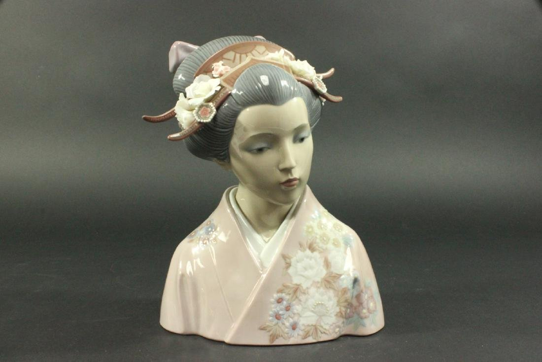 "Lladro ""Lady of the East"" #1488 - 2"