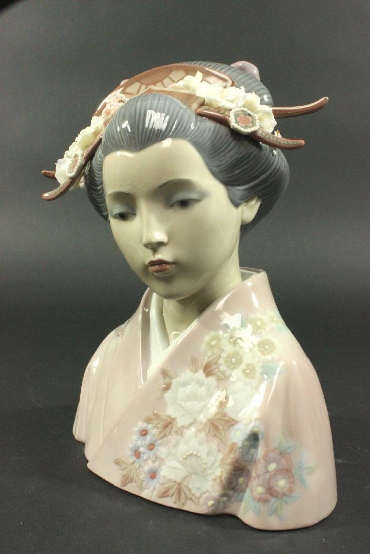 "Lladro ""Lady of the East"" #1488 - 3"