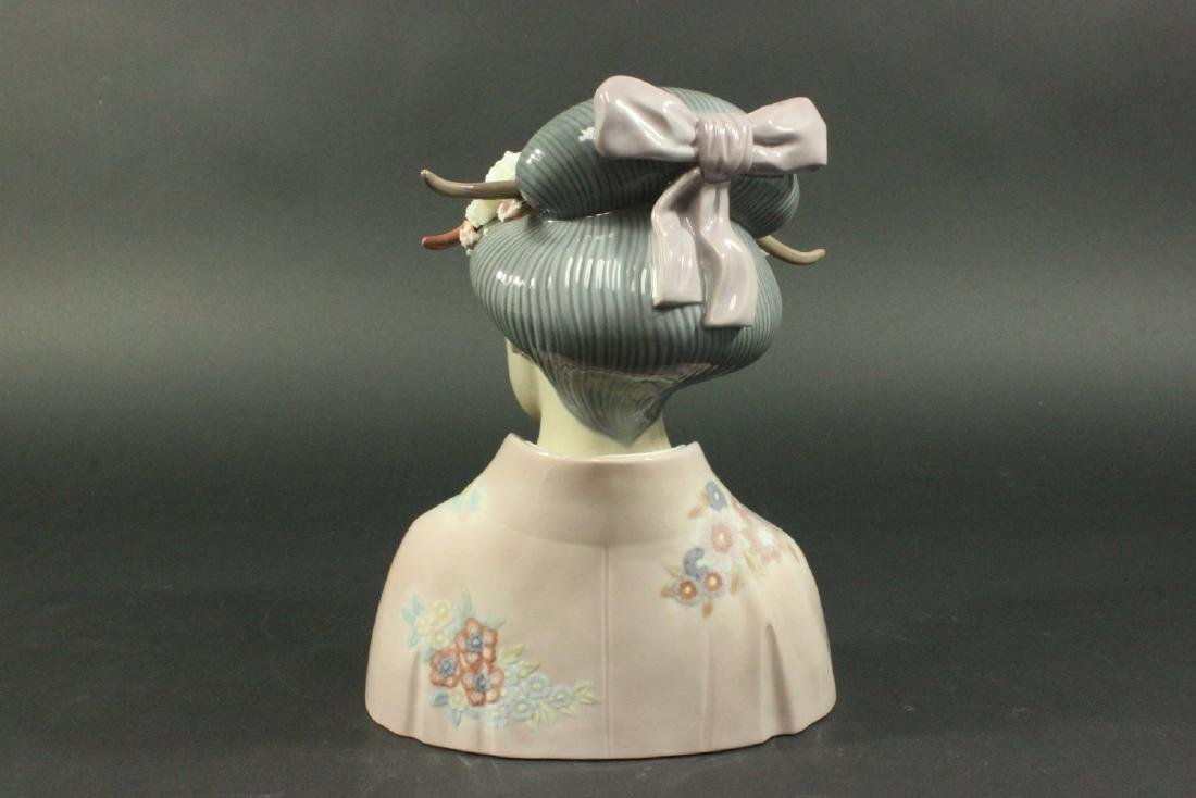 "Lladro ""Lady of the East"" #1488 - 5"
