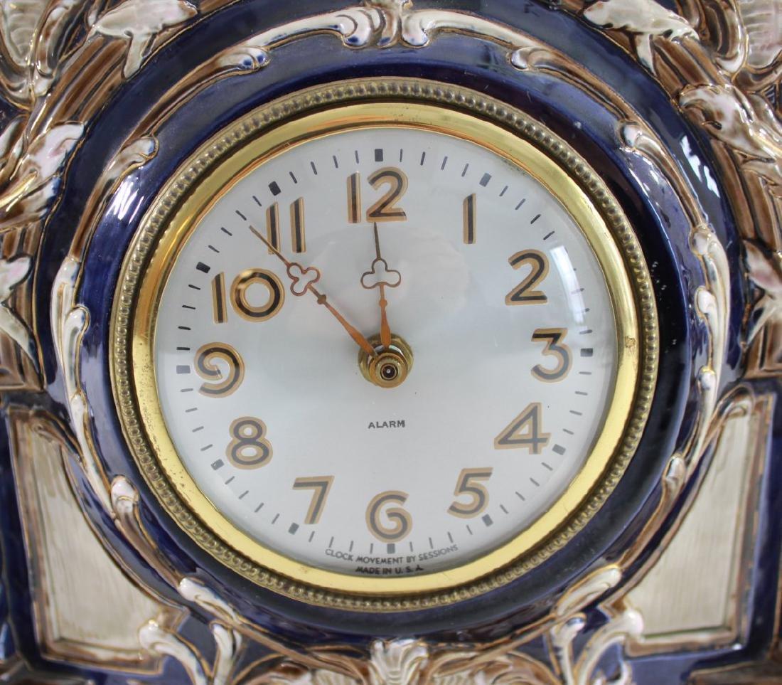 Pottery Clock Case - 2