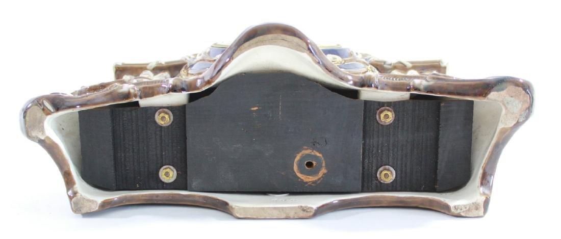 Pottery Clock Case - 7