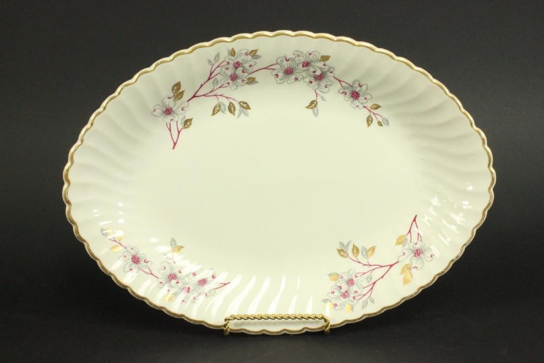 Syracuse Porcelain Dinnerware Set