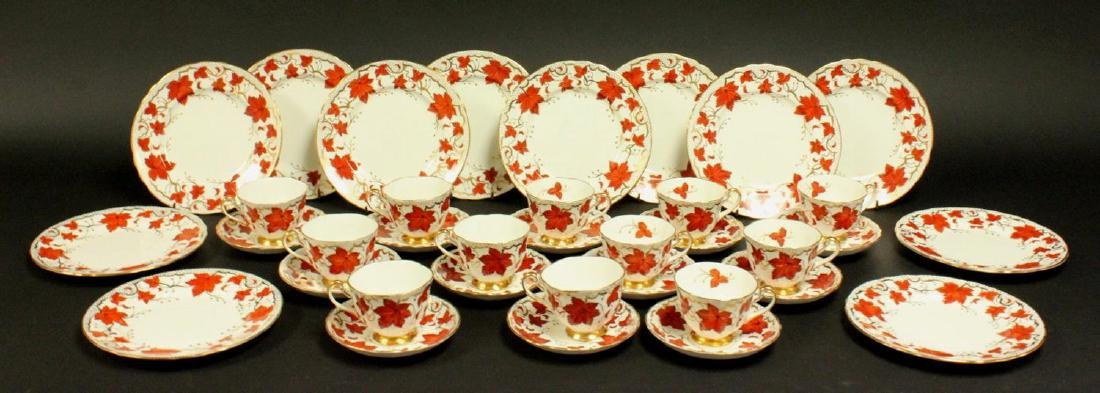 Royal Chelsea Teaset