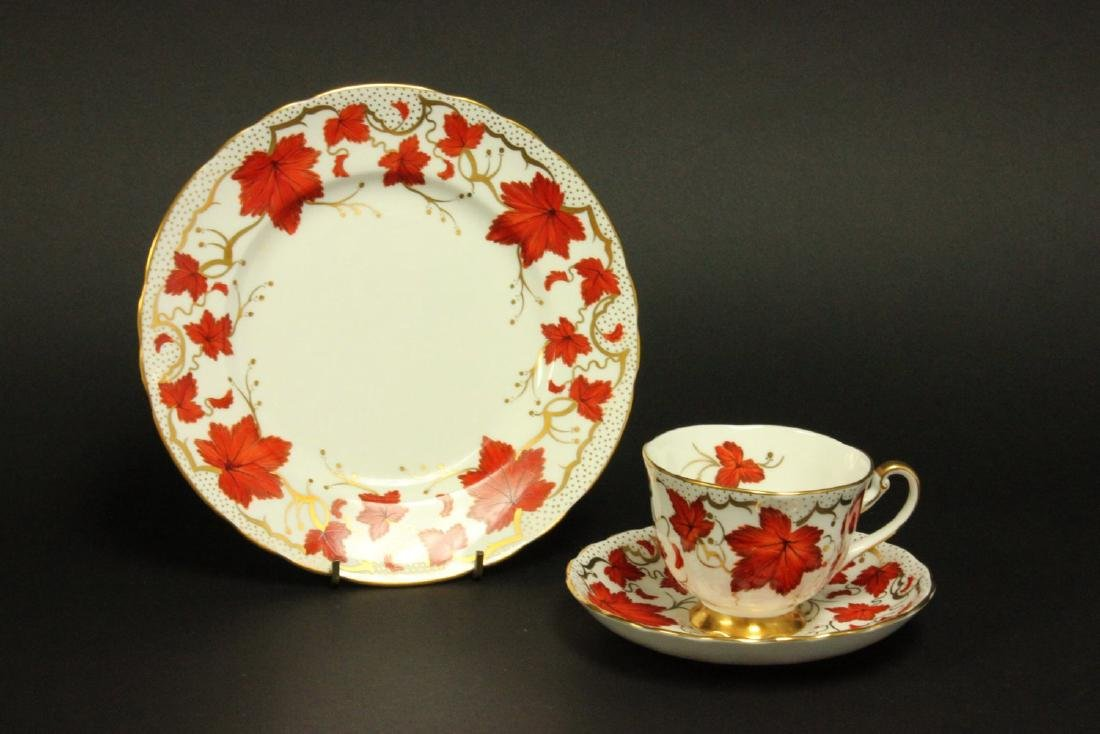 Royal Chelsea Teaset - 2
