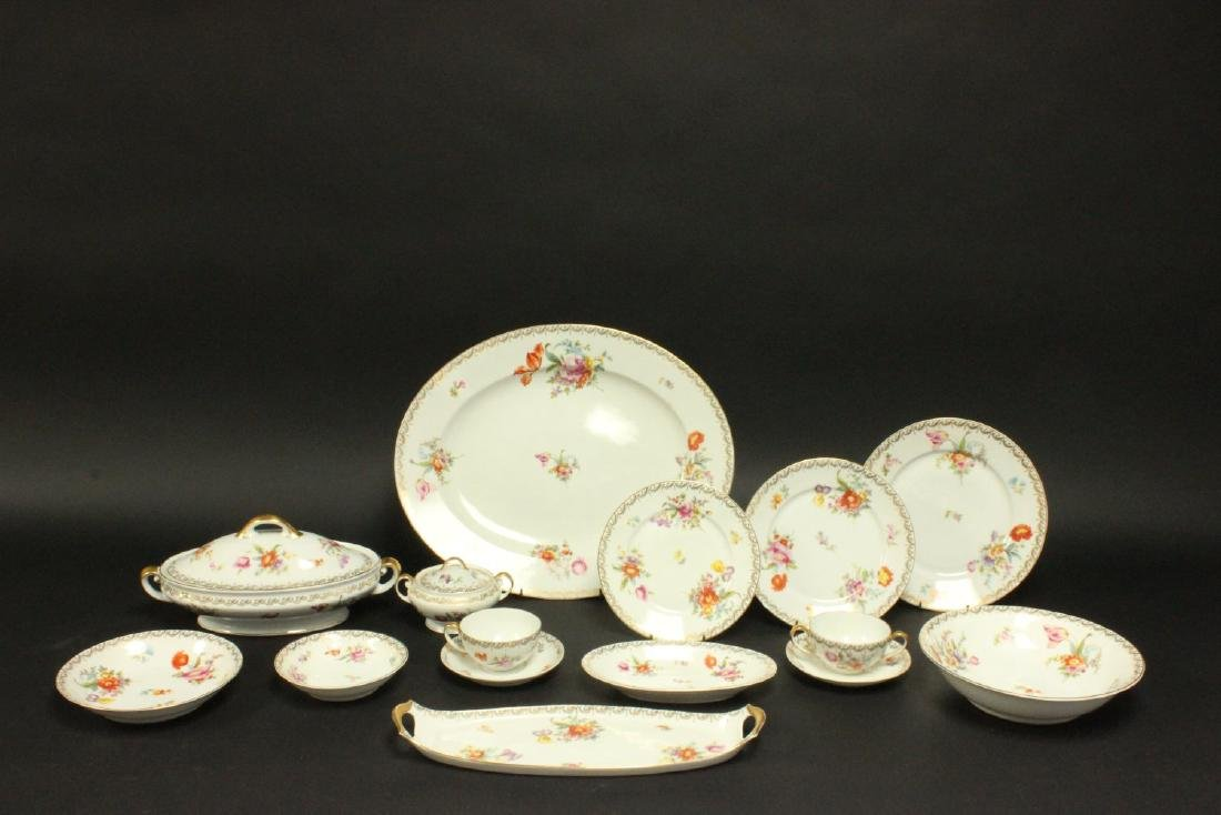 Bavaria Tirschenreuth Porcelain Dinnerware