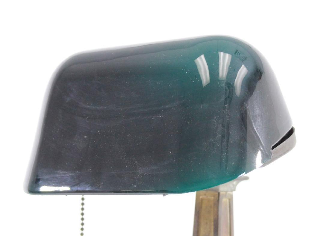 Emeralite Banker's Desk Lamp - 4