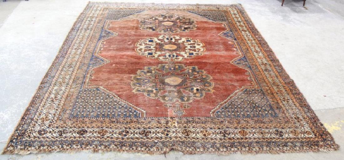 Antique Shiraz Persian Rug/Carpet