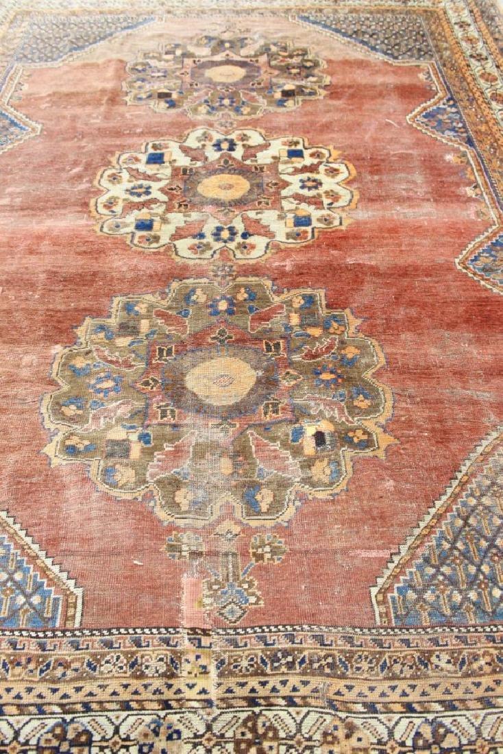 Antique Shiraz Persian Rug/Carpet - 2
