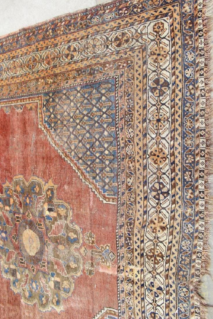 Antique Shiraz Persian Rug/Carpet - 3
