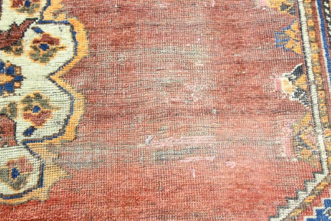 Antique Shiraz Persian Rug/Carpet - 4