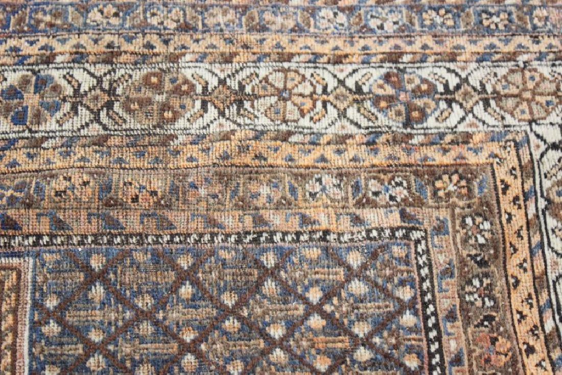 Antique Shiraz Persian Rug/Carpet - 6