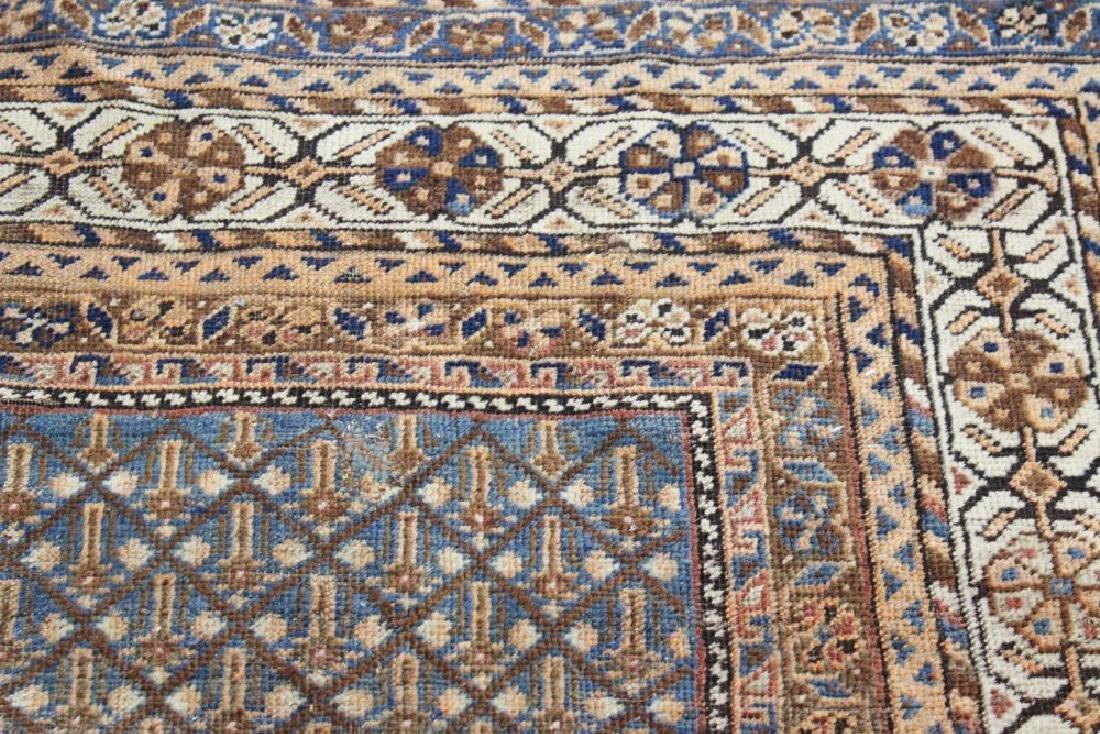 Antique Shiraz Persian Rug/Carpet - 7