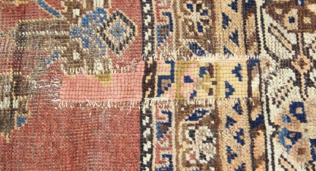 Antique Shiraz Persian Rug/Carpet - 8