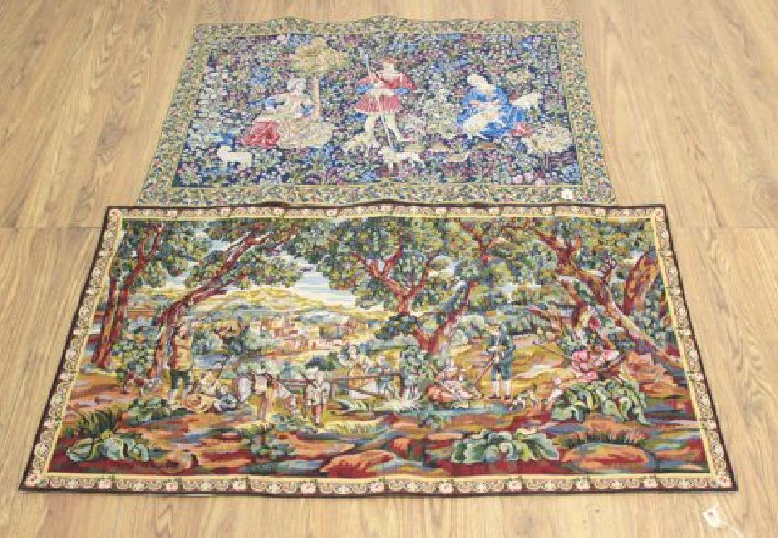 :4 French Tapestries, Tapisseries du Lion, France - 2