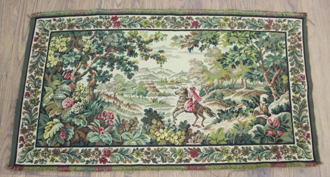 4 French Tapestries After the Antique - 3