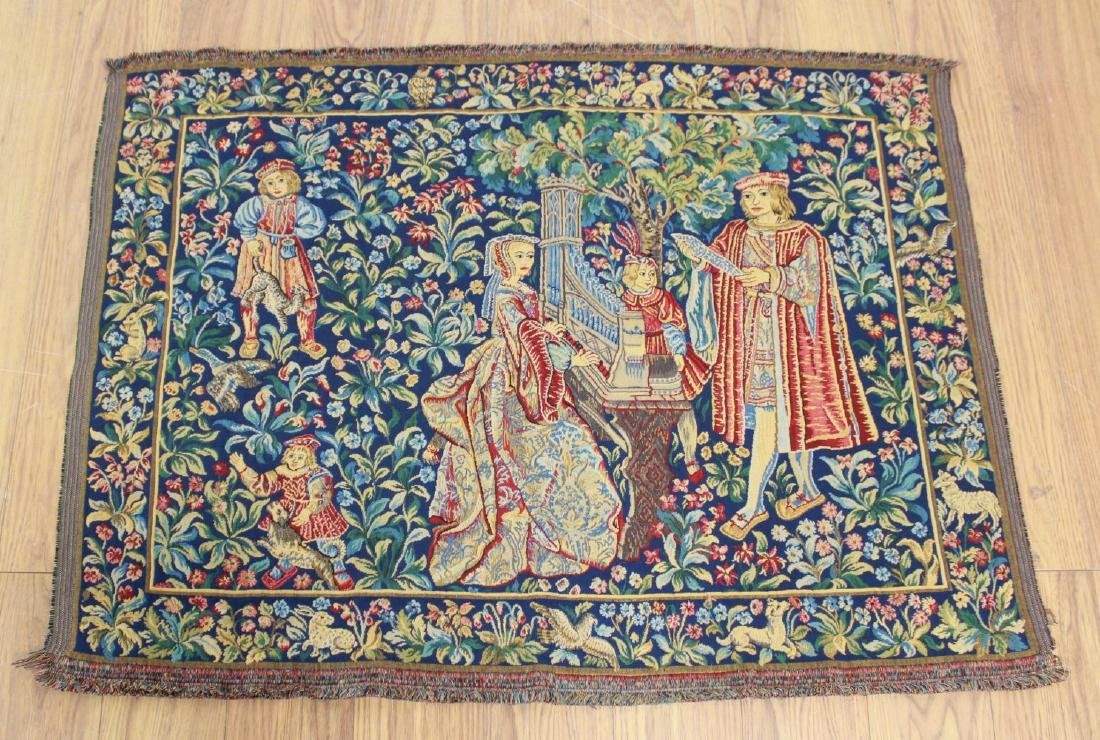4 French Tapestries After the Antique - 4