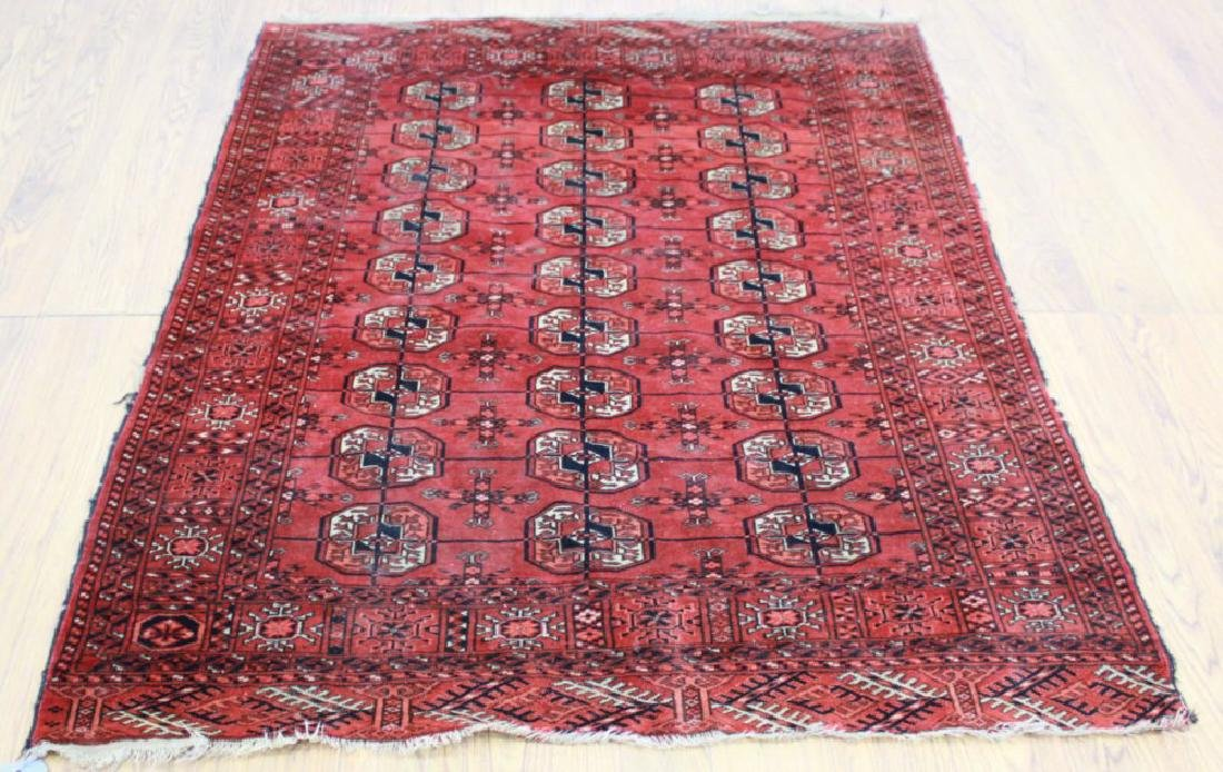 Antique Bukhara Rug/Carpet