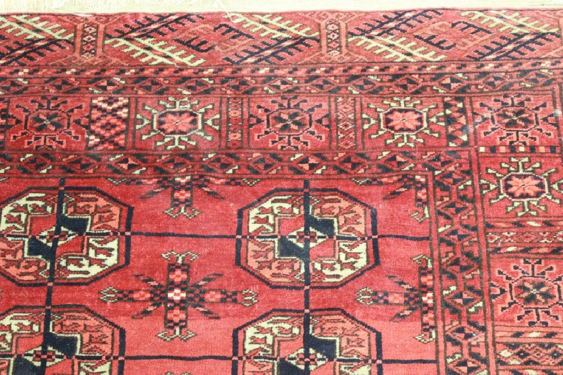 Antique Bukhara Rug/Carpet - 3