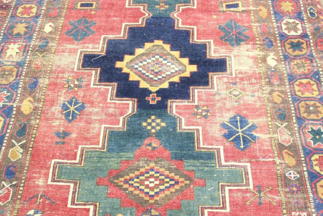 Antique Caucasian Rug/Carpet - 2