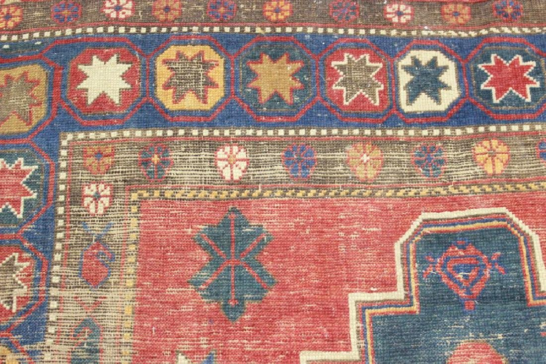 Antique Caucasian Rug/Carpet - 3