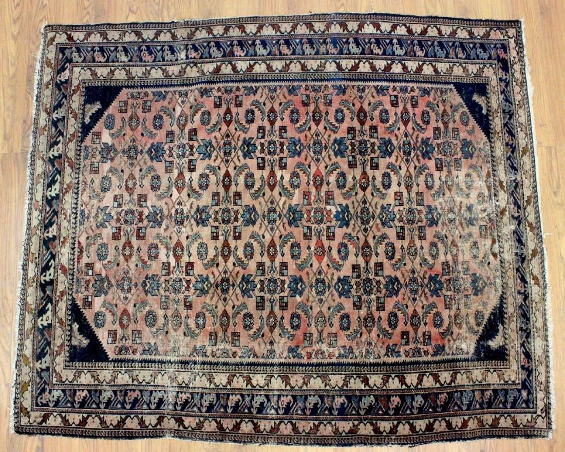 Antique Red Caucasian Rug/Carpet