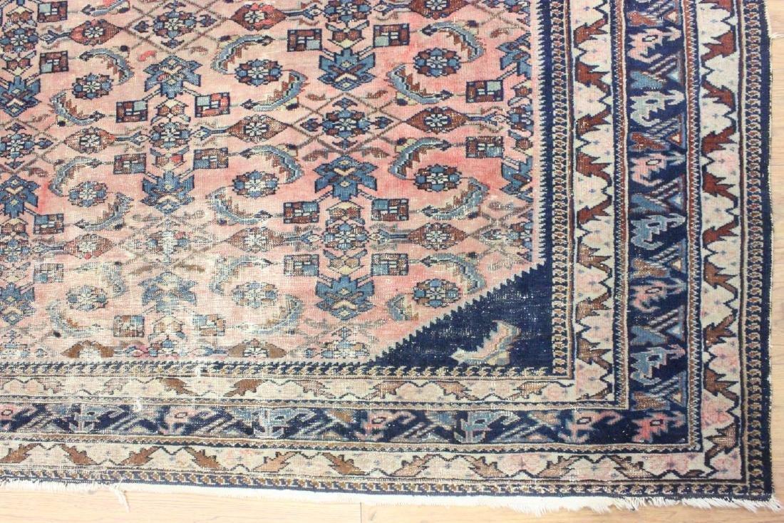 Antique Red Caucasian Rug/Carpet - 2
