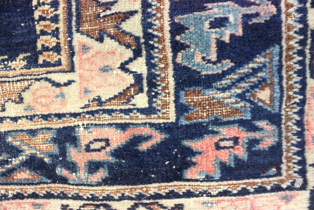 Antique Red Caucasian Rug/Carpet - 3