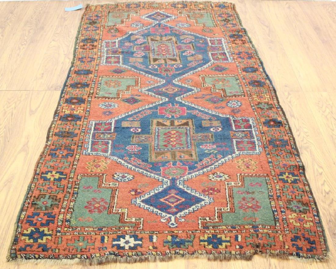 Antique Herez Rug/Carpet