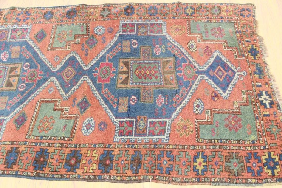 Antique Herez Rug/Carpet - 3