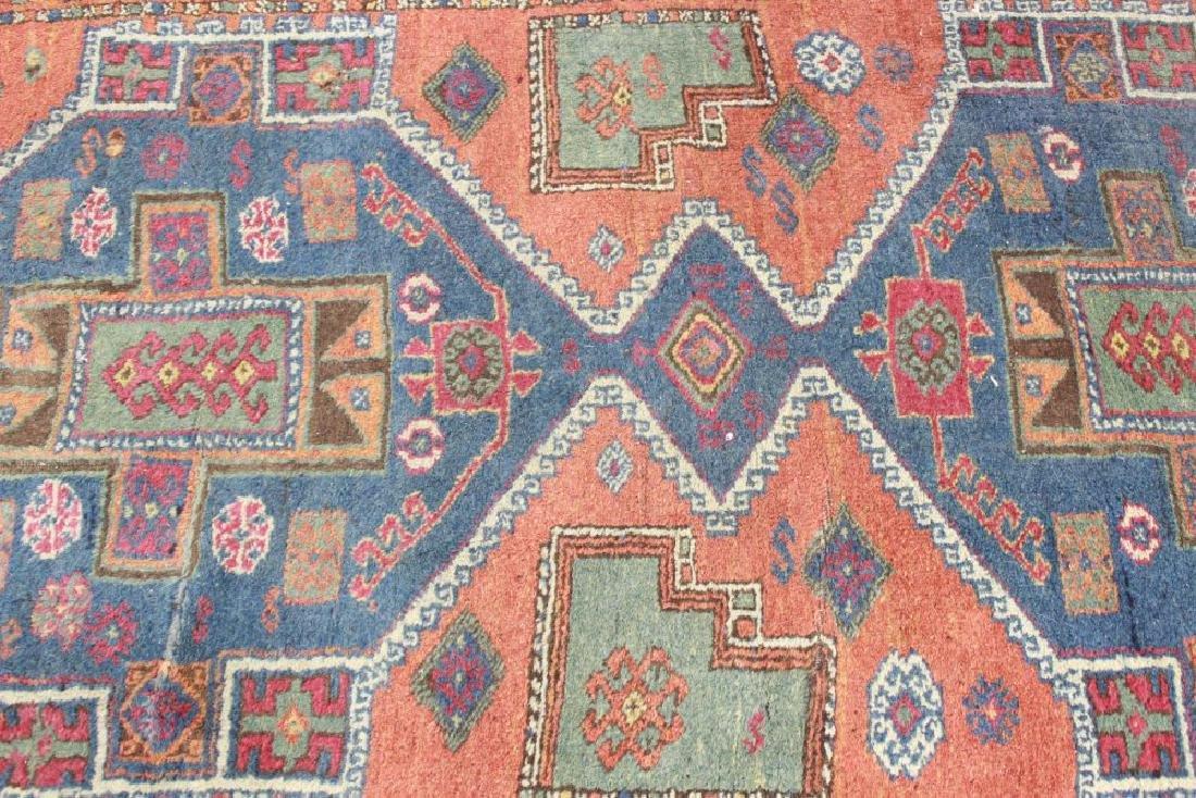 Antique Herez Rug/Carpet - 4