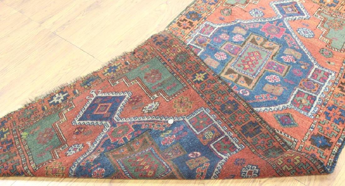 Antique Herez Rug/Carpet - 5
