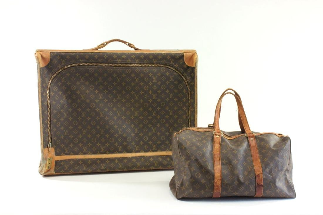 2 Vintage Louis Vuitton Pieces