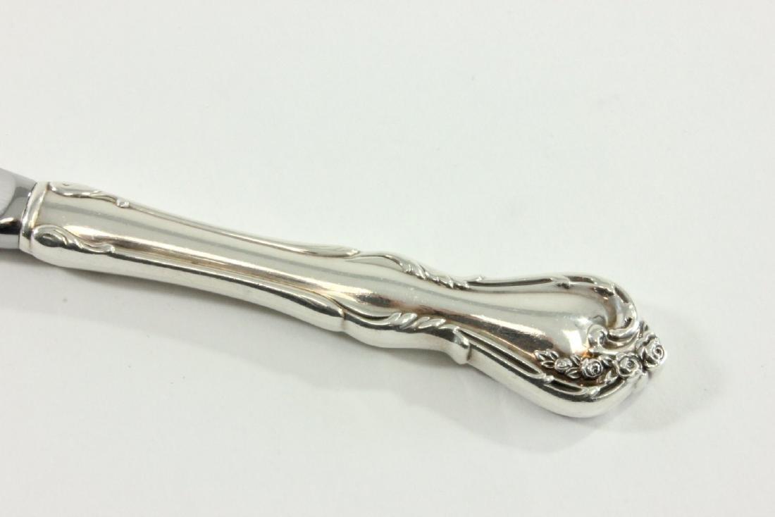 Sterling Silver Flatware Set by Gorham - 6