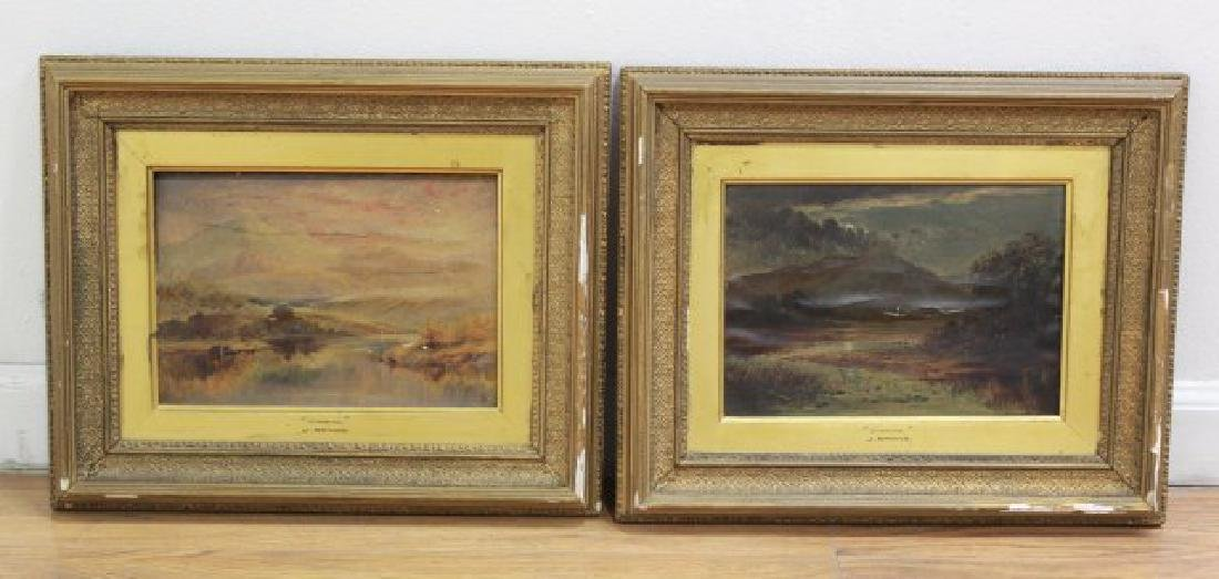 :J. Spinks, Pair Landscapes