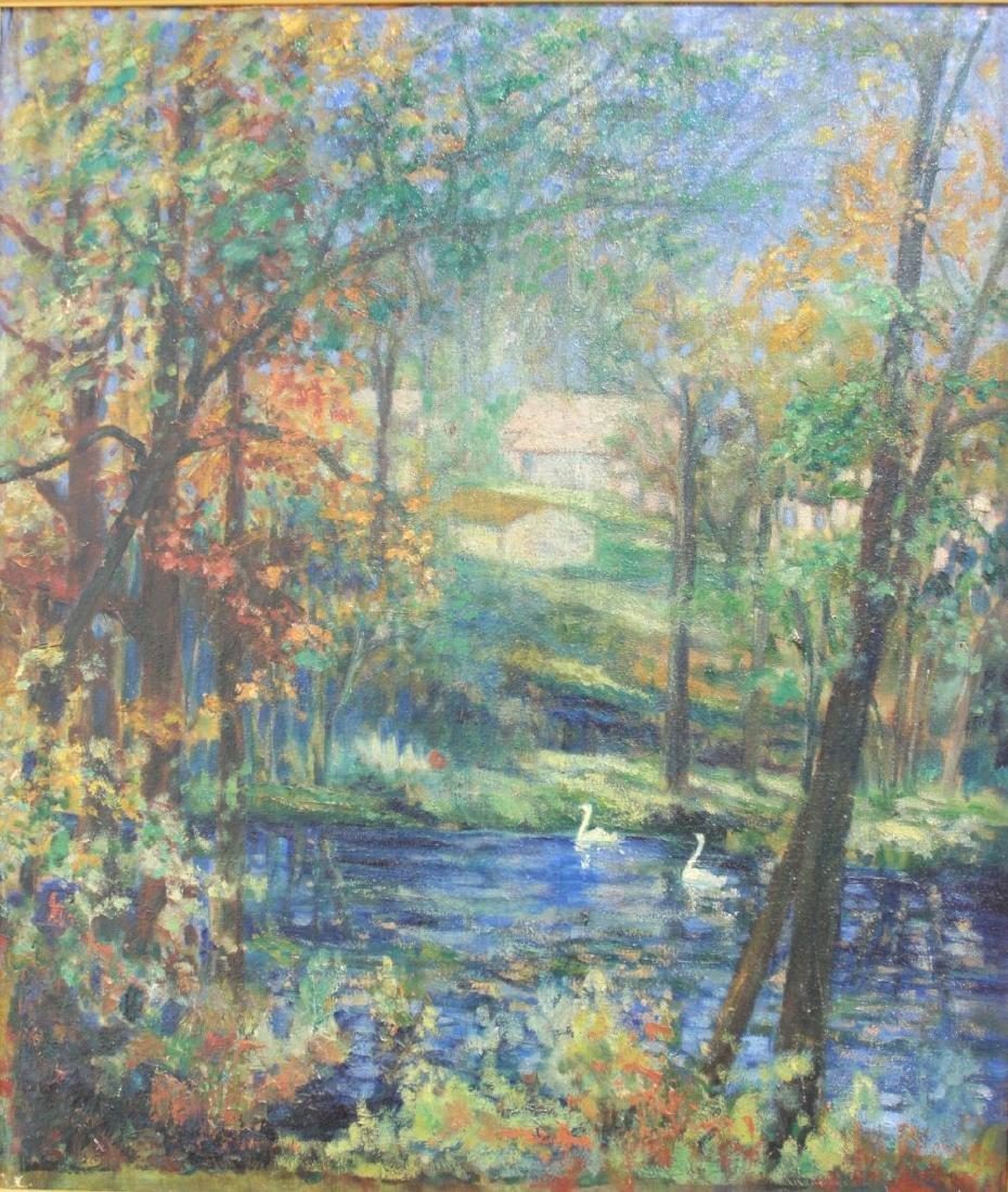 Hal Robinson, Swans