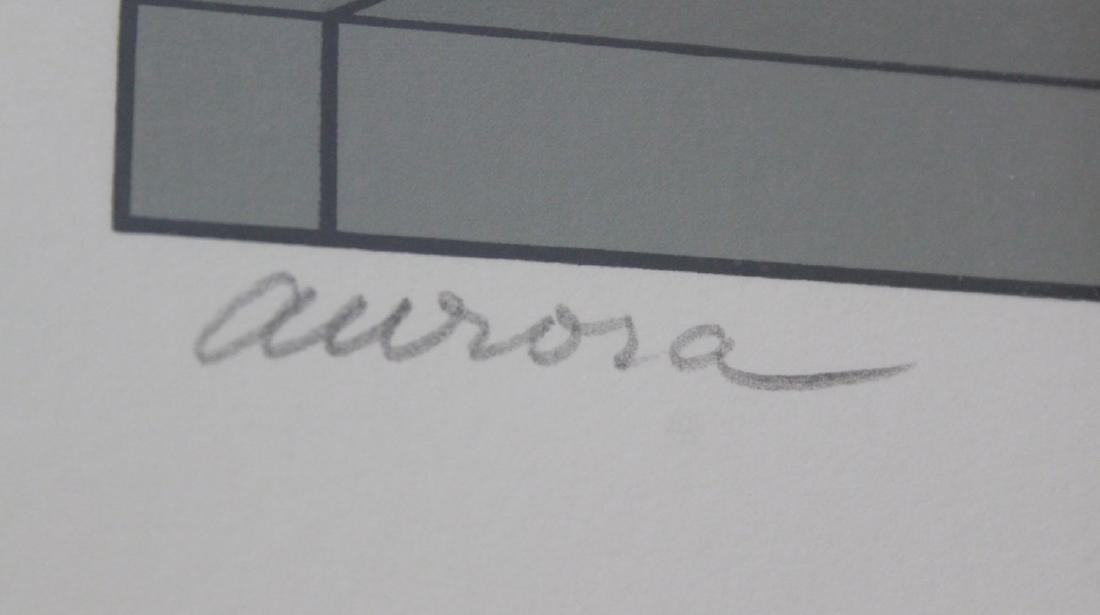 """William Barnett, """"Aurora"""" - 5"""