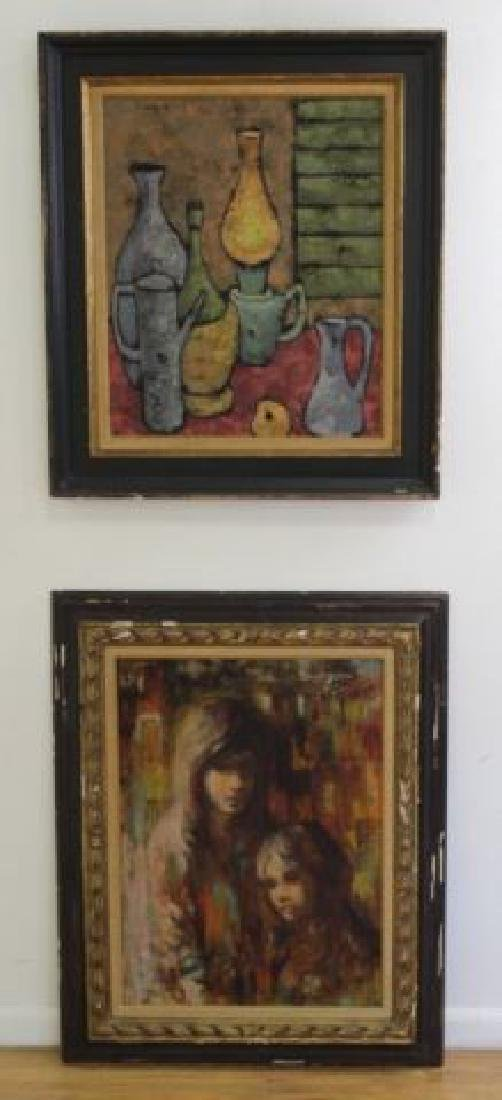 :2 Works, Still Life & Two Girls