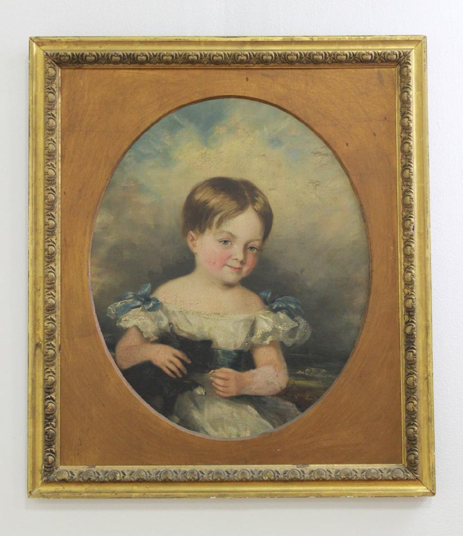 Portrait of Young Girl - 2